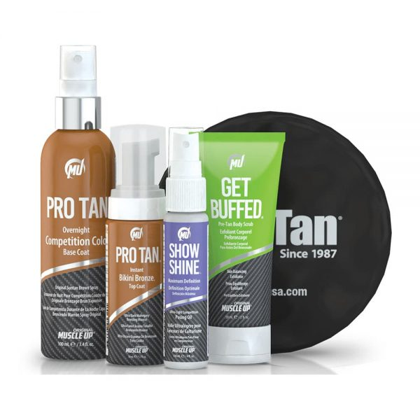 Pro Tan competition tan