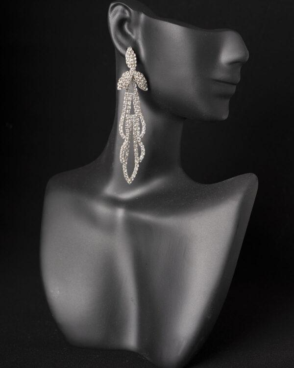 NPC bikini & figure competition earrings
