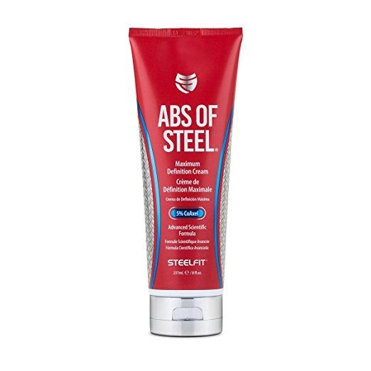 Abs of Steel thermogenic cream