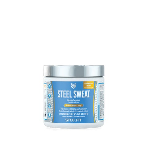 Steel Sweat metabolic thermogenic