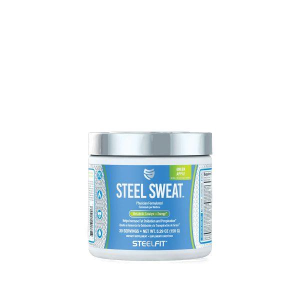 steel sweat thermogenic powder