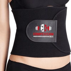 Neoprene Waist Trimmer with Velcro