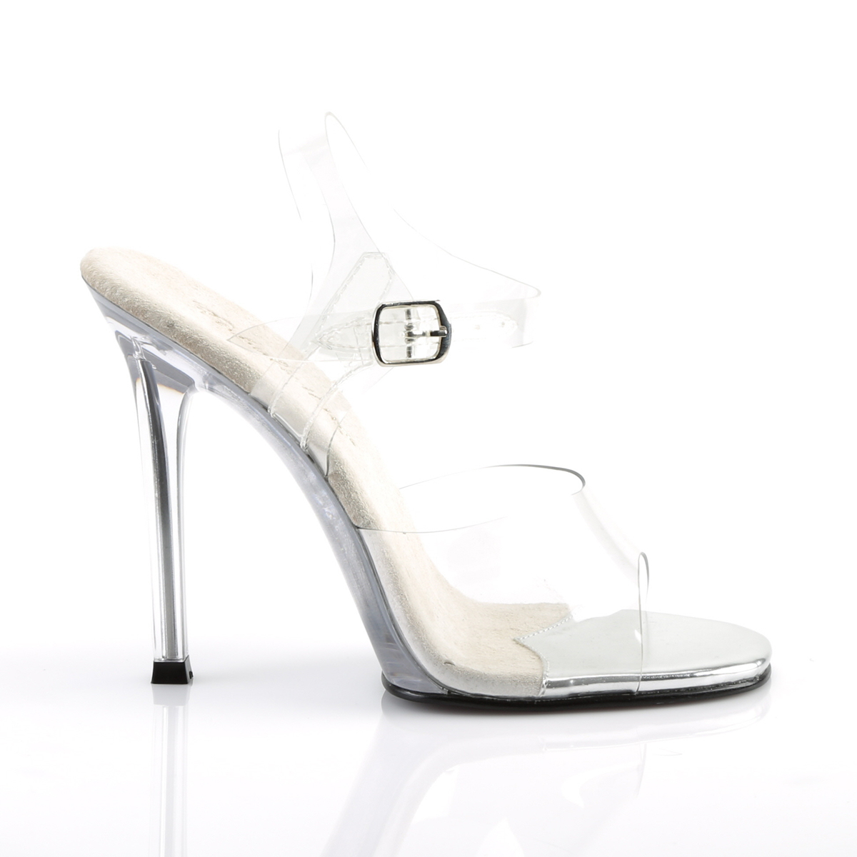 Clear Competition Heels - Gala 08
