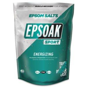 Epsom Salt Muscle Soak
