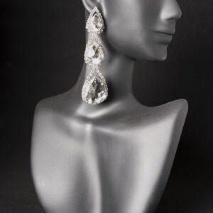 Figure Competition Earrings