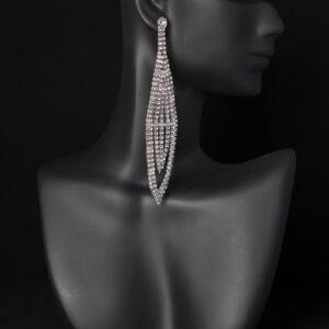 NPC IFBB competition earrings