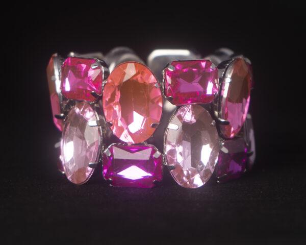 NPC rhinestone competition jewelry