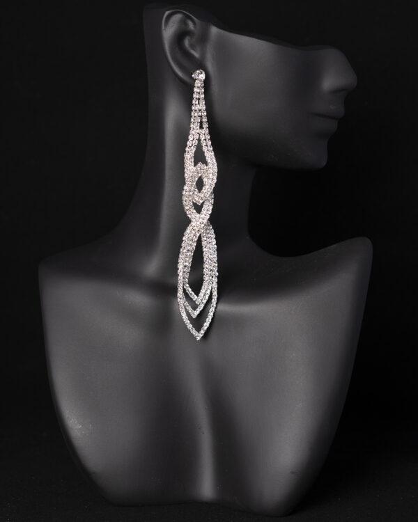 NPC Wellness competition earrings