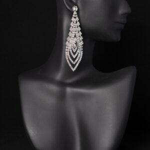 NPC competition earrings